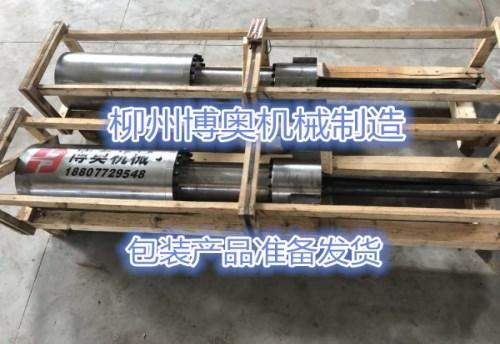 巖石劈裂機的品質決定價格和發展