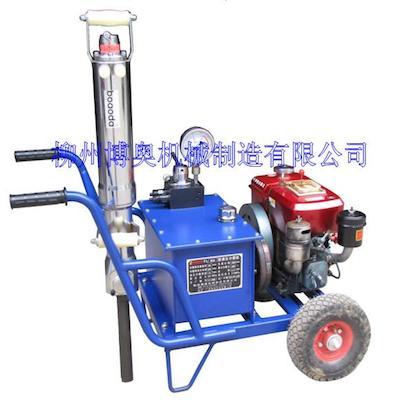 博奥柴油型超高压液压泵站