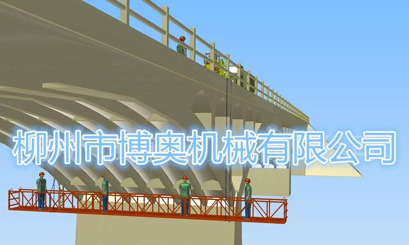 桥梁事故的天灾不可避,人祸避免要帮手——桥梁检测车