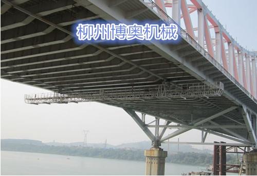 新一代桥梁检测车的优点