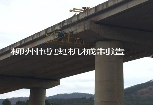 橋梁側面檢修車的實用性/案例介紹