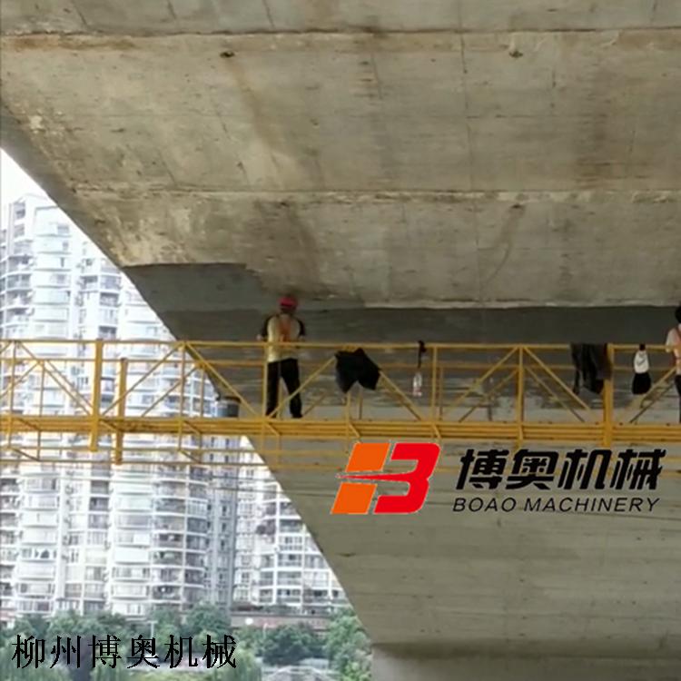 橋梁維修吊籃平臺