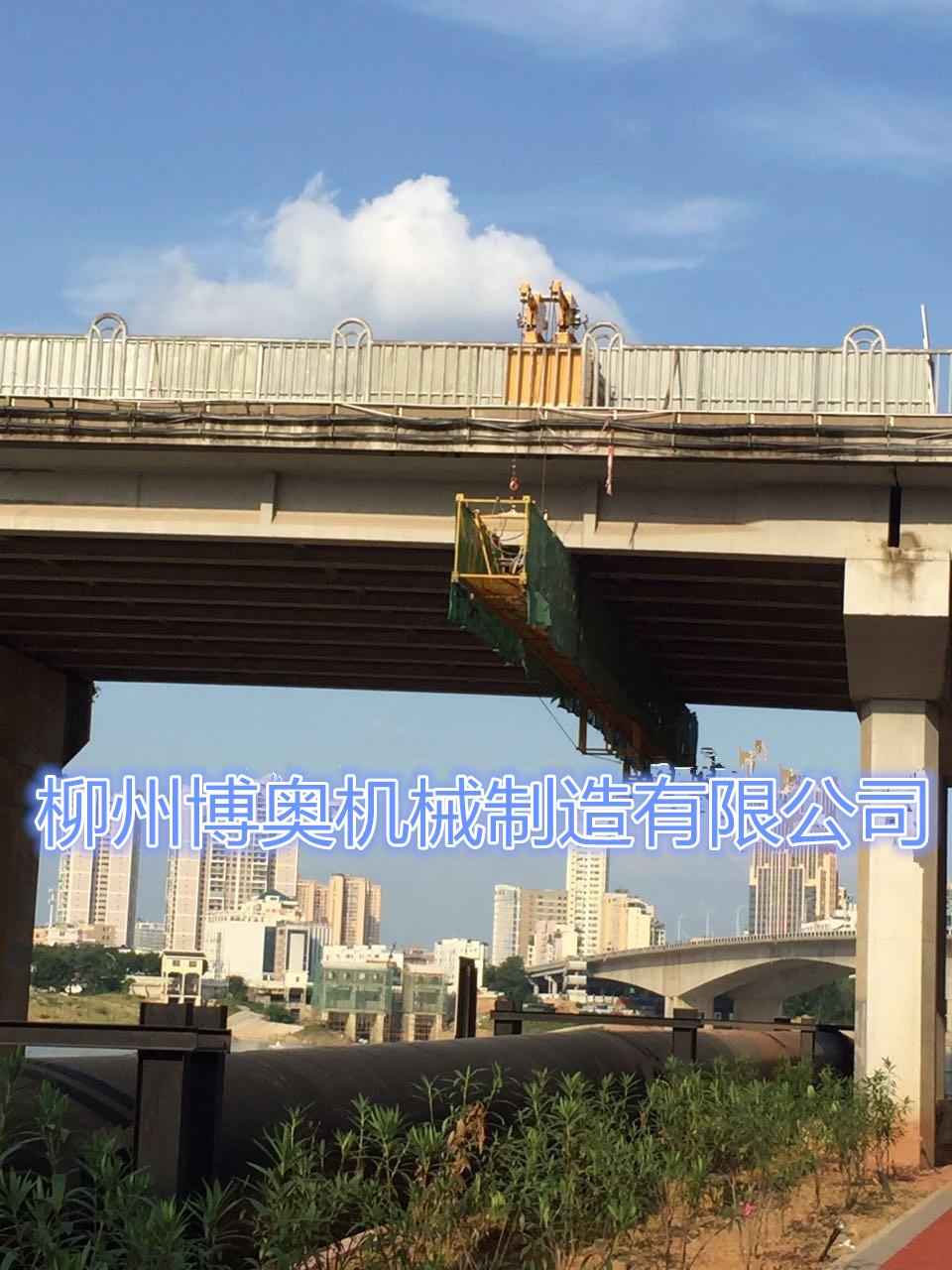 橋梁檢測車12