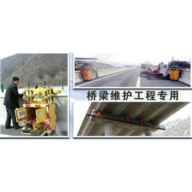 四川綿陽二十米橋梁檢測車的實際操作