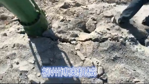 矿山劈裂机