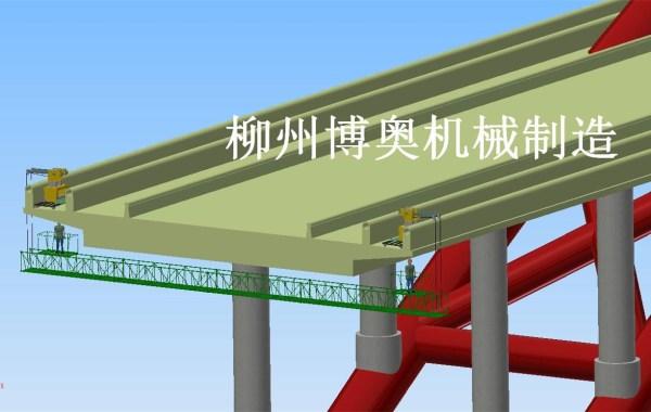 橋梁檢測車1