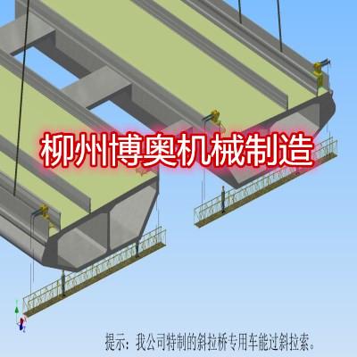 橋梁裂縫檢修車/橋梁加固特種工程車