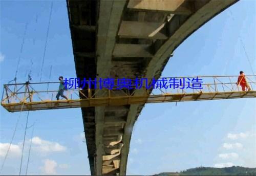 论桥梁检修车的实用之处Skr skr