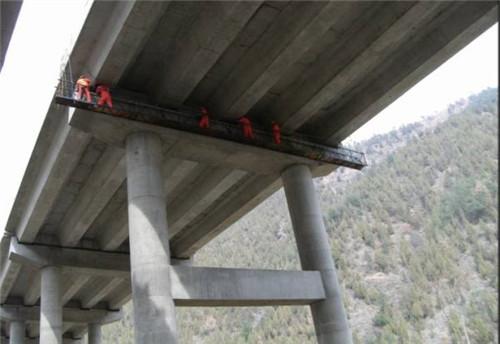 桥梁检测挂篮1