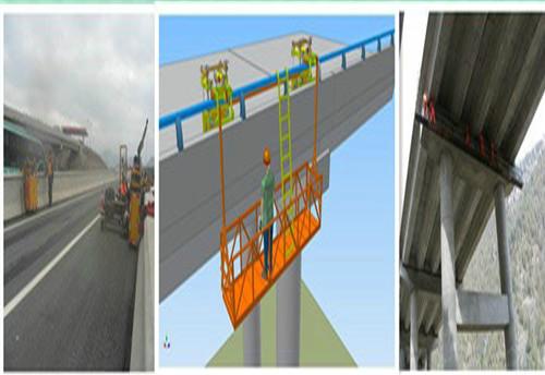 桥梁检测挂篮7