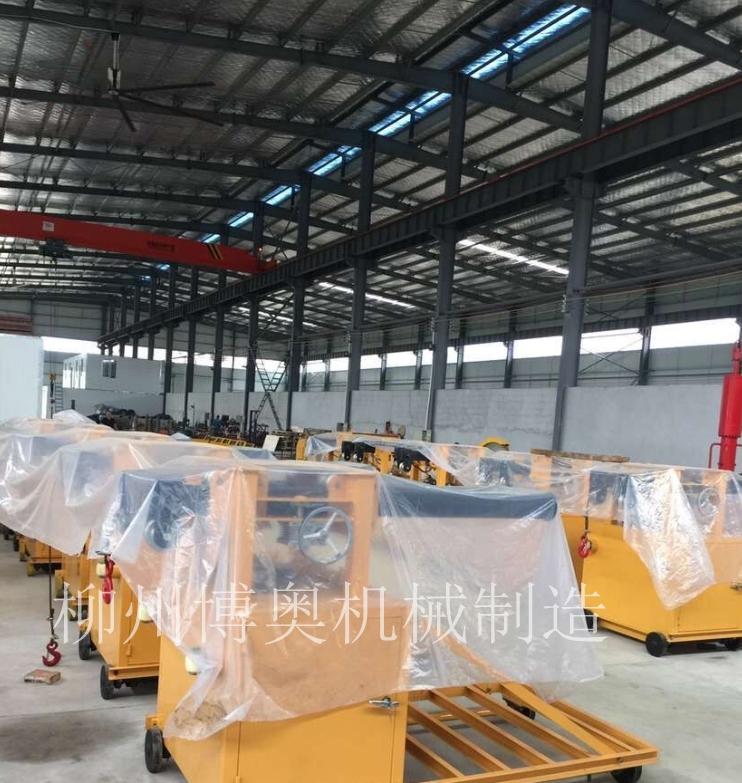 柳州博奥新型桥梁检修工程车