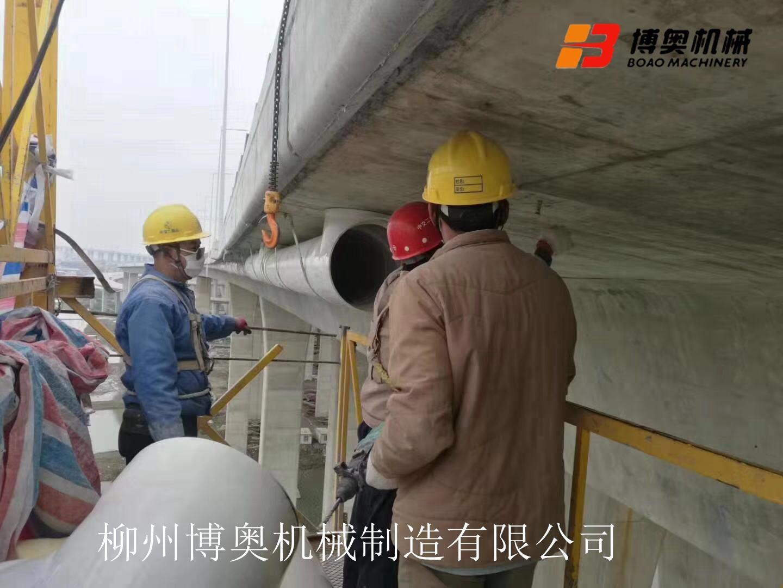 橋梁檢測平臺設備 (1)