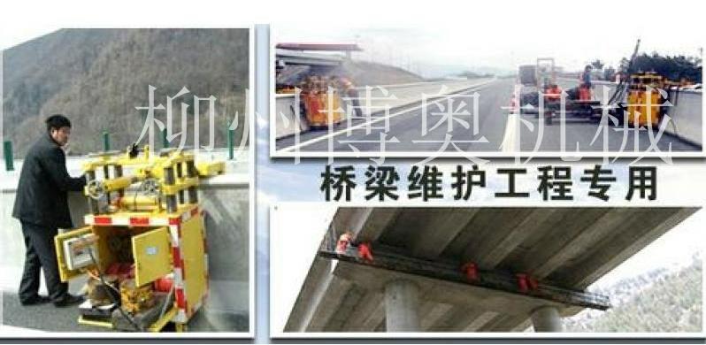 桥梁检测车施工