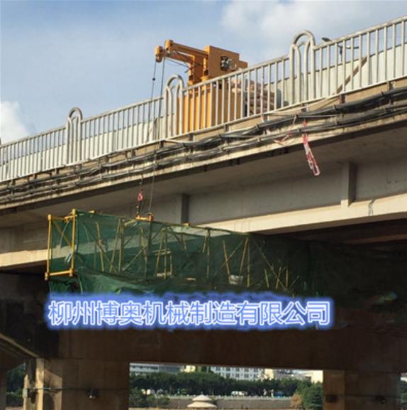 橋梁檢查工裝設備
