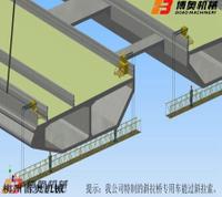 24米桥梁维护车价格/介绍