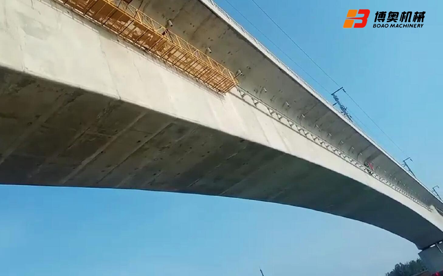 鐵路高鐵橋檢查小車存在的優勢