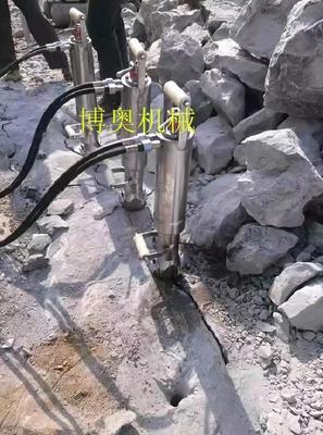 竖井/基坑破石头设备