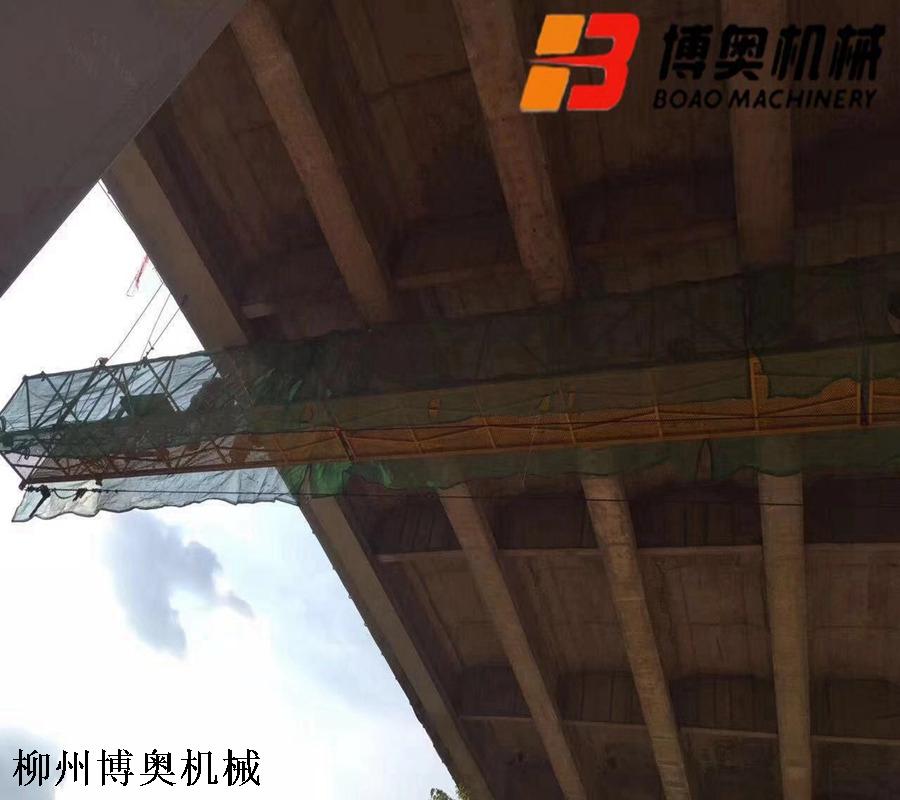 博奧橋梁維修施工平臺