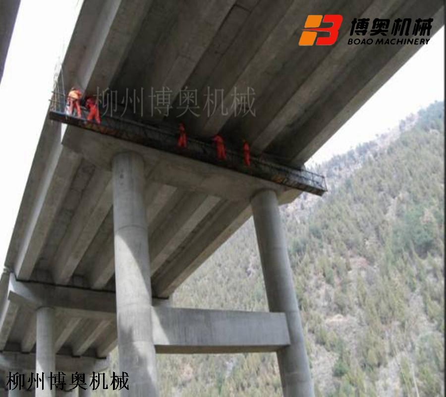 桥梁检测施工平台