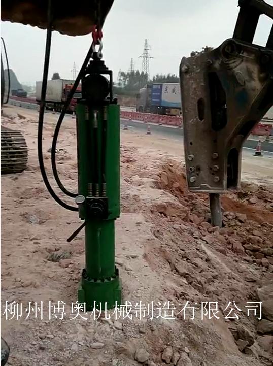 石方工程專業破石FL300劈裂機