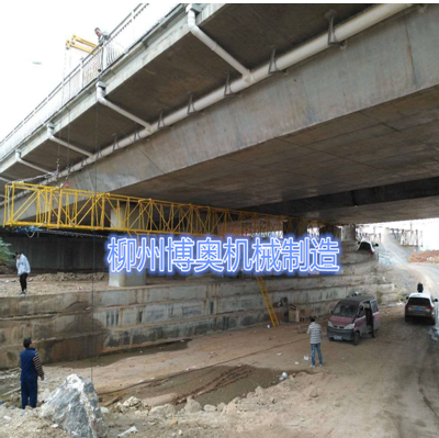 桥梁检测施工