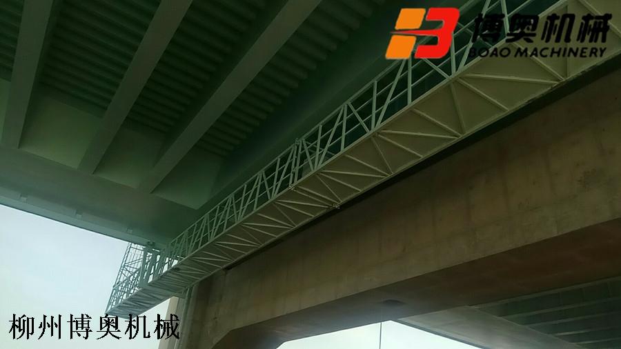 橋梁下玄檢查小車技術參數