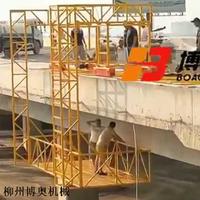 新型橋梁PVC排水管安裝設備