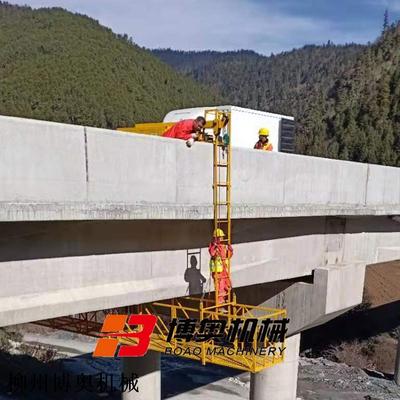 15米新型优质桥梁检测车