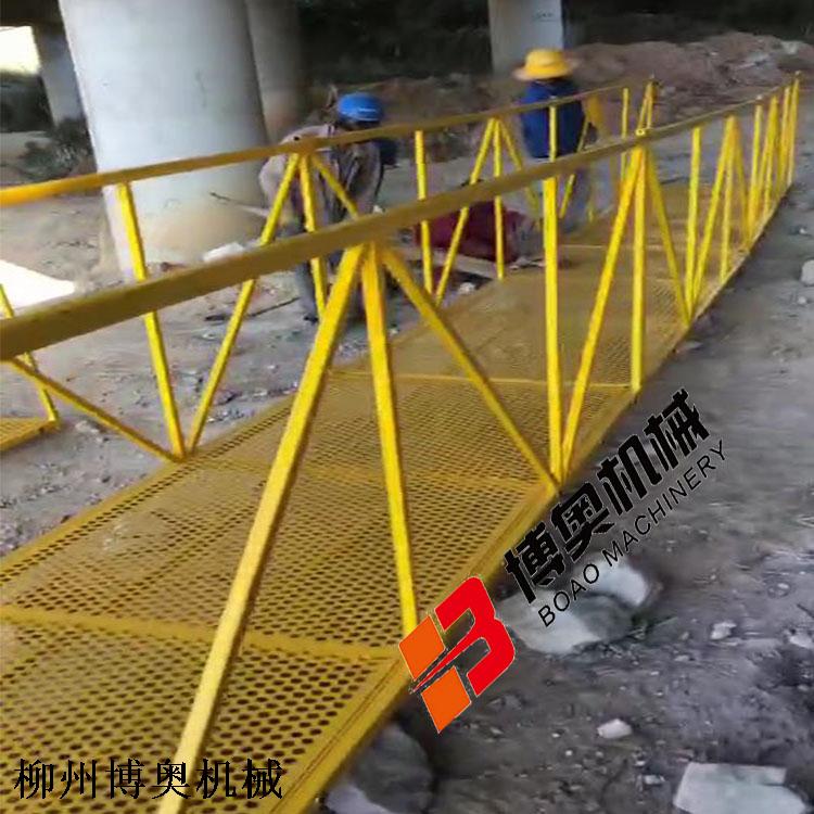 桥梁高空作业吊篮介绍